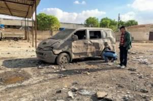 Bürgerkriegsland: Straftäter aus Syrien – Innenminister für Abschiebungen
