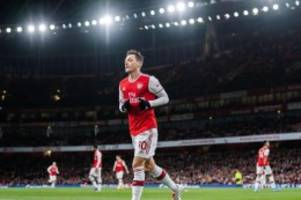 Premier League: Arsenal unterliegt erneut: 1:2 gegen Brighton and Hove
