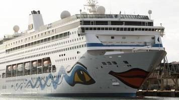 Missglückte Kurzkreuzfahrt: «Aidamira»: Mit Besatzung und Handwerkern nach Südafrika