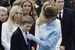 impeachment-ermittlungen: first lady erbost: trumps sohn in kongress-anhörung genannt