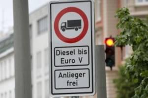 Umwelt: Gericht: Stadt muss dank BUND Luftreinhalteplan überarbeiten