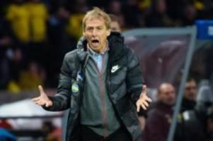 neuer hertha-coach: motiviert jeden spieler extra: selke & co. loben klinsmann
