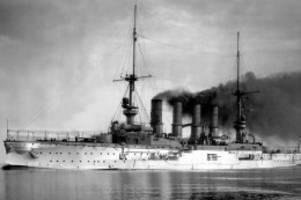 Kreuzer: Gesunken im Ersten Weltkrieg: Wrack der Scharnhorst entdeckt