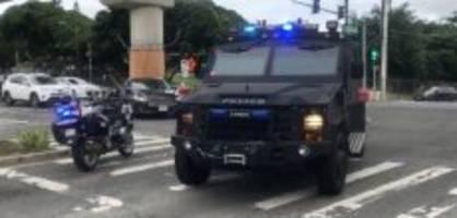 ein toter, drei verletzte: schüsse auf militärbasis in pearl harbor