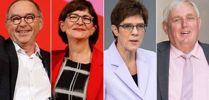 Beim Mindestlohn liegen SPD und Union schon ganz nah beieinander