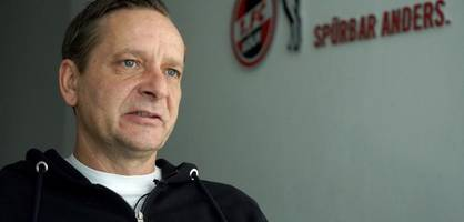 Horst Heldt vor Duell gegen Union Berlin cool
