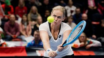 Schluss mit 34: Doppelspezialistin Grönefeld beendet Tennis-Karriere