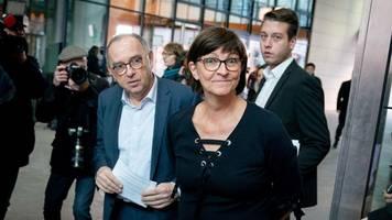 Vor SPD-Parteitag: SPD-Spitze stellt drei Bedingungen für Groko-Bestand