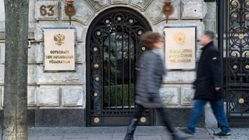Zu Berlin-Mord: Verstrickung Moskaus würde Beziehung schaden