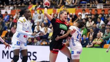 Frauen-Handball - Mehr als ein Talent: Bölk glänzt bei WM dank Mutters Tipps