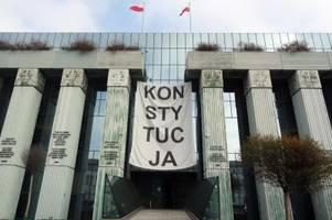 polens oberstes gericht: justizreform teilweise rechtswidrig
