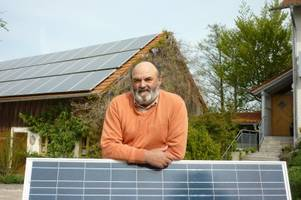Ein Ort in Bayern erzeugt bald 14 mal mehr Energie als er benötigt