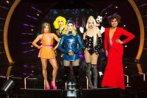 Queen of Drags Folge 4 am 5.12.19 mit dem Motto Divas & Icons