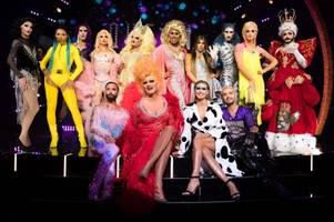 Queen of Drags heute live im TV und Stream: Übertragung, Sendetermine, Jury