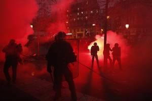 """Streik in Frankreich: """"Und das war erst der Anfang"""""""
