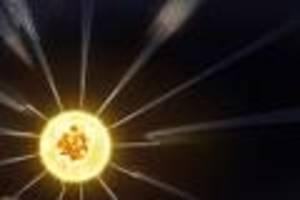 """""""parker solar probe"""" - unter extremer hitze: nasa-sonde nähert sich sonne erstmals auf 24 millionen kilometer"""