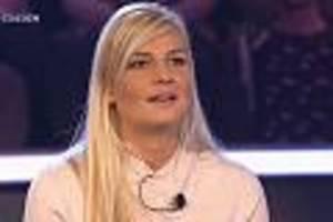 """bei """"wer wird millionär?"""" - kandidatin legt im tv peinlichen auftritt hin - und scheitert fast an 100-euro-frage"""