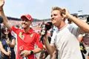 """""""Definitiv möglich"""" - Rosberg glaubt weiter an Vettel als Schumacher-Erbe"""