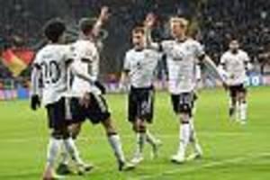 Nationalmannschaft - DFB-Team bestreitet vor EM-Start zwei Kracher-Testspiele