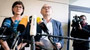Leitantrag der SPD: Kompromissbereit in den Parteitag