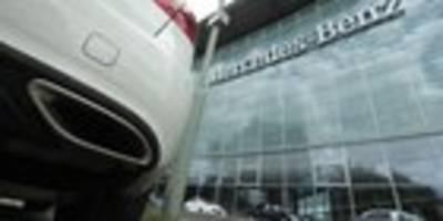 daimler verspricht kostenlose umrüstung für drei millionen autos