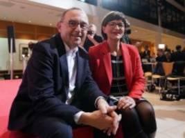 SPD: Malu Dreyer eröffnet Bundesparteitag der SPD in Berlin