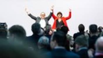 SPD-Parteivorsitz: Saskia Esken und Norbert Walter-Borjans gewählt