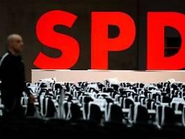 Forsa-Analyse für RTL/n-tv: Neue SPD-Spitze genießt wenig Vertrauen