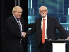 Höhepunkt eines Blitz-Wahlkampfs: Corbyn hat noch eine letzte Chance