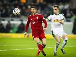 So läuft der 14. Spieltag: Ginter verlängert Lewandowskis Torflaute