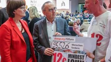 Analyse: Alte Werte für neue Zeiten? Wie die SPD nach links rückt