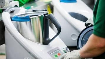 Trotz steigender Nachfrage: Vorwerk stellt Thermomix-Produktion in Wuppertal ein