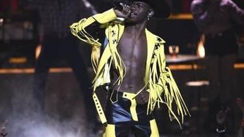Country-Rap-Song: Rapper Lil Nas X. landet den Hit des Jahres