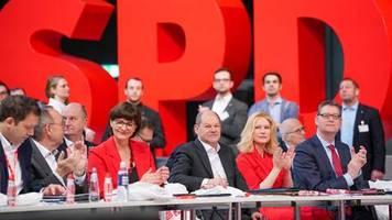 SPD-Parteitag: Gerüchte im Umlauf: Es soll vier oder fünf Stellvertreter geben