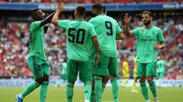 sport kompakt: zeichen fürs klima: real madrid spielt in grünen trikots gegen espanyol