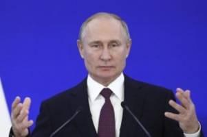 Putin trifft Topmanager: Deutsche Wirtschaft gegen neue Russland-Sanktionen