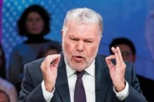 """TV-Talk: """"Maybrit Illner"""": Kurt Beck wütet gegen RTL-Chefredakteurin"""