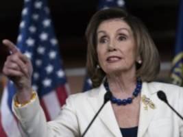 impeachment-verfahren: legen sie sich nicht mit mir an