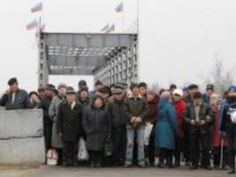 ukraine: irrfahrt zum leeren geldautomaten