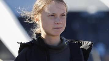 Kurz vor Weltklimagipfel: Klimamarsch in Madrid mit Greta Thunberg und Javier Bardem