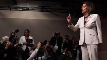 Nach Pressekonferenz: Ich bete für den Präsidenten: Pelosis Reaktion auf die Frage, ob sie Trump hasst, hat es in sich