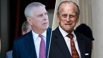 Prinz Philip: Der Royal soll Prinz Andrew ermahnt haben