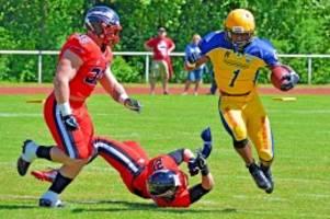 American Football: Elmshorner Freibeuter wollen in GFL oben mitmischen