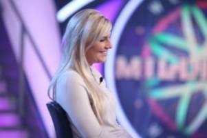 Quiz-Show: Wer wird Millionär: Kandidatin strauchelt bei 100-Euro-Frage