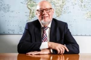 Verbandstreffen: Reederpräsident kritisiert das SPD-Wahlprogramm