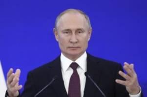 wirtschaftspolitik: putin: russland will an gas-transit durch ukraine festhalten