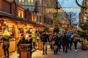 Klimaschutz: Test: Wie ökologisch sind Hamburgs Weihnachtsmärkte?