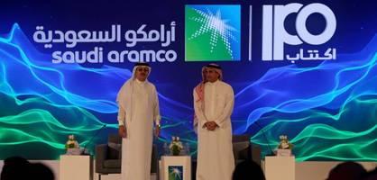 Größter Börsengang aller Zeiten - Aramcos Aktien 4,7 mal überzeichnet