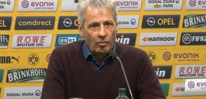 Lucien Favre über Gladbach, Bundesliga und Erling Haaland