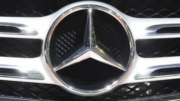 Autobauer: Daimler verkauft erstmals im November mehr als 200.000 Mercedes-Autos